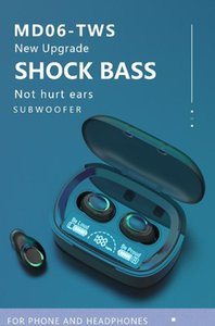 Bluetooth Earphones Tws Touch Long Standby Sports Business In-ear Wireless Earbuds R12 Headphones &