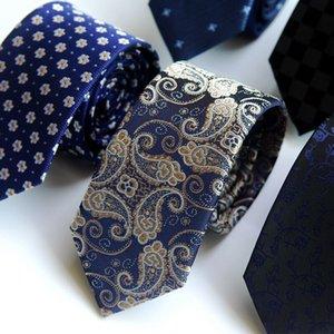Shennaiiwei corbatas hombre 2016 moda nueva clásica inglaterra estilo rayas gravatas jacquard tejido para hombre corbata corbata 6 cm Lote