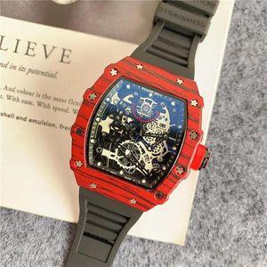 Armbanduhren Luxus Richar Richary Armwackth Top Marke Herren Quarz Mechanische Uhren Männer 2021 Uhren Relogio Masculino Wasserbeständig