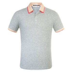 Sommer 2021 Herren Stylist Poloshirts Luxus Italien Herren Designer Kleidung Kurzarm Lässige Mode Männer T-Shirt Größe M-3XL
