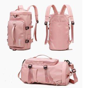 Путешествия Duffel рюкзак, Сумка на открытом воздухе с отсеком обуви, ноутбук Bookbag Weekender Online Bily на Daypack Sports Bags