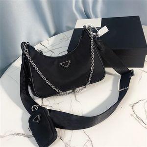 Diseñador de moda Famosos bolsos billetera 4 colores bolsas de mujer Top Crossbody Hobo Hombro Monederos Mensajeros con caja