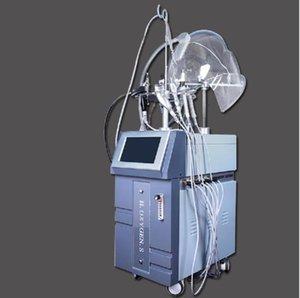 Active Oxygen رواد الفضاء العلاج الوجه هيدرا جلدي الماء جت الأسود رئيس المزيل فراغ العناية بالبشرة آلة إزالة التجاعيد نظيفة صالون تجميل