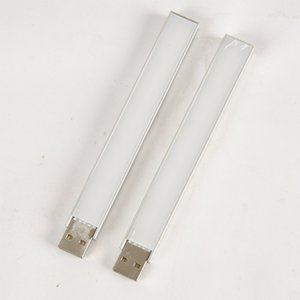 USB LED Plant Growting Lamp Lights 5V Silvery Body Spectrum Green Plants Bulbs For Hydroponics System Greenhouse