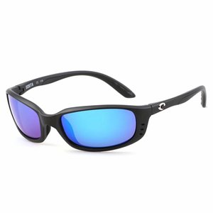 Classic costa sunglasses mens Brine_580P Polarized UV400 PC Lens high quality Fashion Brand Luxury Designers Sun glasses for women TR90 & Silicone frame &Case