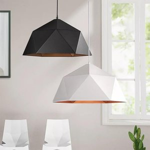 Pendant Lamps Modern Led Lights Fixture With Iron Lampshade For Diningroom Cafe Bar Restaurant Nordic Hanging Lamp Luminaire ZM1017
