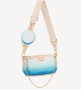 Sac à main sac à bandoulière haute qualité femme portefeuille classique lettres cross body sacs combinaison multifonctionnelle costume 3 pièces