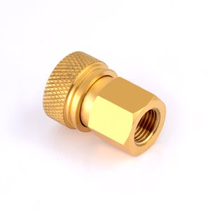 High pressure quick connector 30MPA 4500PSI