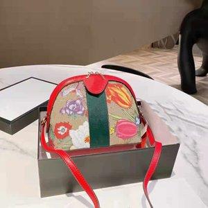 الكلاسيكية عالية الجودة حقائب الكتف المرأة الأزياء حقيبة الصليب شل حقيبة رسمت التسوق محفظة مصمم حقيبة 1007