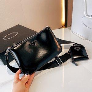 En Kaliteli Lüks Tasarımcılar Çanta Kadın Moda Kompozit Çanta Deri Pochette Çanta Kadın Crossbody Çanta Omuz Telefon Vintage Çanta Kutusu