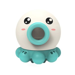 Baby Creative Water Spray Bath Toy Rotating Octopus Sprinkler Toy Soothing Baby Bathing Water Toy Baby Bath Water Toys L0323