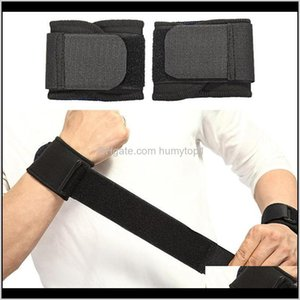 1 Pair Of Adjustable Wrist Rest Support Belt Gym Weight Training Wristband Wrestling Professional Sports Protection Mws1J Lmoit