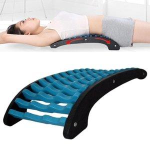 Bel Destek Kemer Bel Geri Brace Ağır İş Ağrı Spinal Masaj Kabartma Spor Deformer Ekipmanları Stretc S8B4 Tam Vücut Masajı