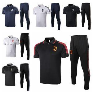 21 22 Polo juventusee Adult Soccer training suit RONALDO DYBALA JUVE Survetement MORATA CHIESA tracksuit chandal Football Sweatshirt Tracksuits B06