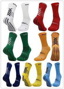 جوارب كرة القدم مكافحة الانزلاق كرة القدم الجوارب الرجال مماثلة مثل الجوارب سوكس برو سوكس الموالية لكرة القدم لكرة السلة تشغيل ركوب الدراجات رياضة الركض