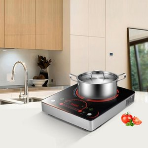 High-power Fierce Induction Cooker 3500W Household Energy-saving Stir-fry Pot Commercial Battery Stove Special Offer Cookers