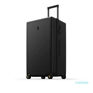 Чемоданы троллейбус чемодан мода спиннер носить путешествия багаж 20/24/28 дюймов
