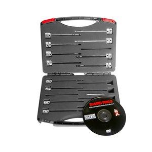 HAOSHI locksmith tool lockpick repair kits