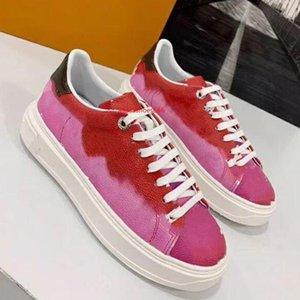 2021 جديد وقت أحذية رياضية النساء أحذية جلد طبيعي أحذية جلد طبيعي امرأة عارضة أحذية الحجم 35-41 MJUY001
