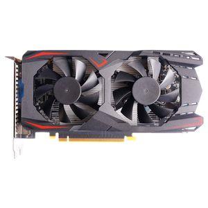 GTX1060 بطاقة الرسومات 6G DDR5 سطح المكتب بطاقة الرسومات الكمبيوتر مستقلة عالية الوضوح لعبة بالجملة