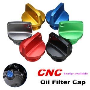 Motorcycle Crankcase Cap CNC Engine Oil Filler Screw Cover Plug M20*2.5 For MT09 FZ09 MT09Tracer FJ09 Tmax 500 T-max 530