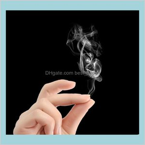 Magic Smoke Finger Toys Rub Hands Generate Perform Props Gifts Puzzles Games Sdj0W