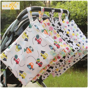 Stroller Parts & Accessories Baby Supplies Zipper Waterproof Hanging Bag Diaper Out Storage To Isolate Urine