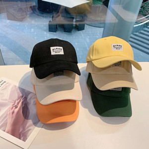 ball caps Duck men's spring and autumn tongue hat American baseball cap women's summer fashion brand