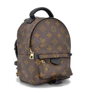 "classic brand GG""LV""Louis…Vutton YSL…VITTON PALM SPRINGS Mini Backpack Handbags Luxurys Shoulder Bags Designers Travel Messenger Bag Purses"