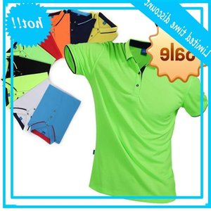 Wholesale 2021 OEM Fashion Custom Mens Red Pin Stripe Line Polo T-Shirts With Collars