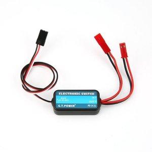 Smart Home Control G.T.Power 0-40 V Controllo remoto Interruttore elettronico RC Parts per Aircraft Helicopter Quadcopter Auto Drone Model Disponibile Disponibile