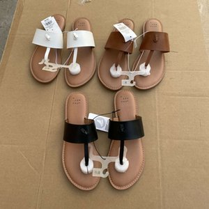 2021 Summer Clip Toe Back Space Fashion Simple Slips's Slipper US6-11 S