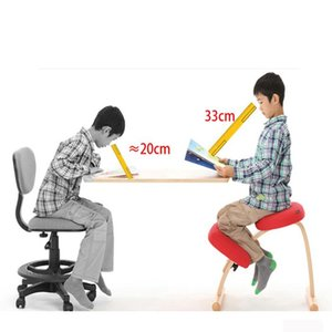 Living Room Furniture Pride Child Student Chair Lift Posture Training Children Solid Wood Home Computer To Prevent Hunchback