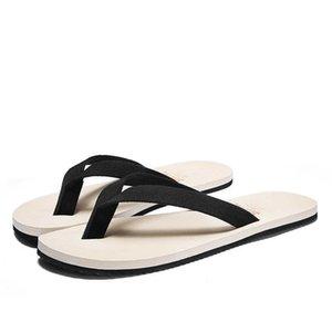 High Quality Slippers Men Non-Slip Men Slipper Wholesale Men And Women Summer Shoes Mixed Color Flat Sandals Outdoor Indoor 210908