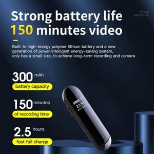 Digital Voice Recorder Audio And Video Synchronization Camera Pen Ai Smart High-definition Noise Reduction Boutique V8 Portable