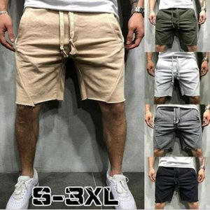 New Summer Fashion Bodybuilding Bodybuilding Fitness Sweat Shorts Bodybuilding Gyms Casual Gyms