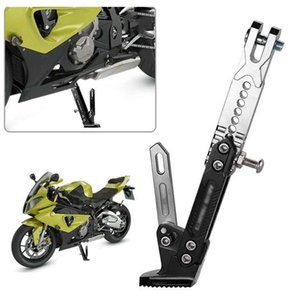 Other Motorcycle Parts Kickstand Kick Bracket Foot Side Stand Supportor Parking Crutch Holder Motorbike Accessories
