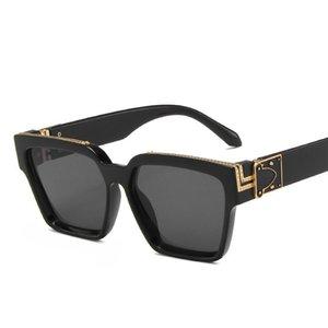 Mens Sunglasses Round Designer Glasses Eyewear Gold Frame Glass Lens Womens Sunglasses Brand Designer
