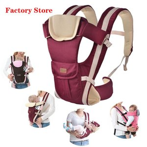0-36M Ergonomic Baby Carrier Infant Kid Hipseat Sling Save Effort Kangaroo Wrap For Travel Carriers, Slings & Backpacks