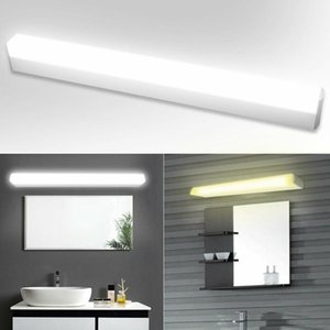 Modern Bathroom Vanity LED Light Front Makeup Mirror Toilet Wall Lamp Fixture 12W 9W 22W AC 90-265V Sconce Fixtures Cabinet