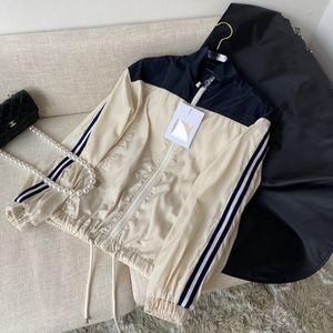 Milan Runway Coats 2021 Long Sleeve Panelled Women's Coats Designer Coats Brand Same Style Jackets 0322-15