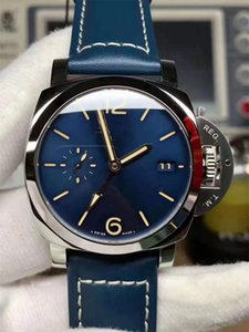 Luxury watch pam688 vs stainless steel case 42mm sapphire scratch proof mirror fully automatic p.9001 mechanical movement waterproof 50m ty