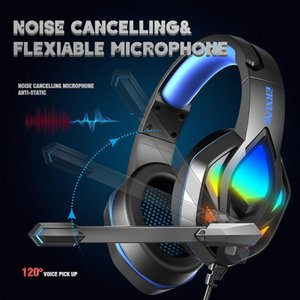 Wired headphones headband ERXUNG H100 headsets black red blue good quality