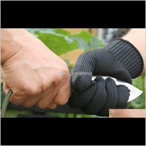 Anti Cutting Gloves Cut Proof Safety Breathable Outdoor Working Glove qylLdm home2006