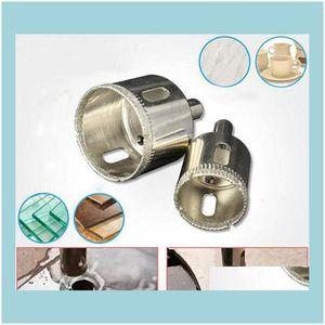 Bits Power Tools Home & Gardendiamond Hole Saw Tool Marble Diamond Core Drill Bit Ceramic Tile Bead Knife Glass Dila Jlldcu Drop Delivery 20