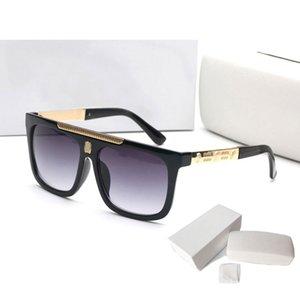 جودة عالية المرأة النظارات الشمسية الفاخرة رجل نظارات الشمس 9264 uv حماية الرجال مصمم النظارات التدرج المعادن المفصلي أزياء النساء نظارات مع صناديق أصلية