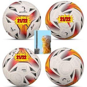 21 22 LaLiga Soccer ball size 5 league match 2021 2022 Final KYIV PU balls granules slip-resistant football