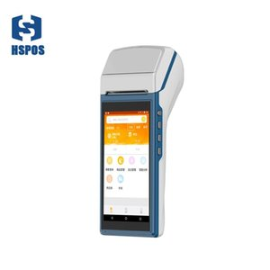 Product 5.5 Inch Mobile Terminal Android 5.1 Capacitive Touch Screen With58mm Thermal Printer NFC Printers