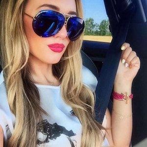 Oversized Aviation Sunglasses Women Men 8478 Brand Designer UV400 Pilot Sunglases erkek gunes gozlugu Eyewear Male Female