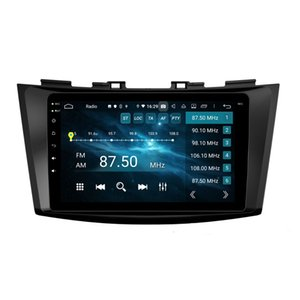 "Carplay Android Auto DSP 8 ""PX6 Android 10 автомобильный DVD-плеер Стерео радио GPS навигация Bluetooth 5.0 WiFi для Suzuki Swift 2011-2015"